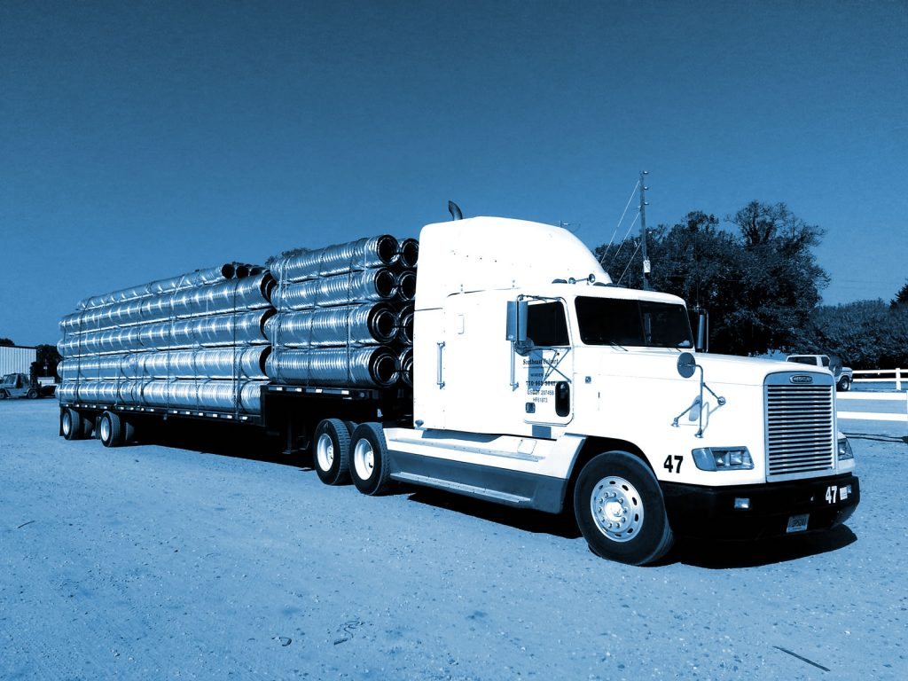 corrugated-metal-pipe-truck-delivery